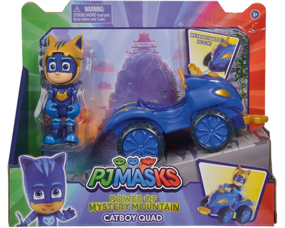 2421 PJ Masks Power of Mysterymountain Catboy