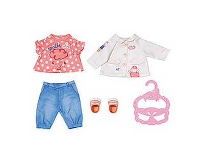 704127 Baby Annabell Little Speeloutfit 36 cm