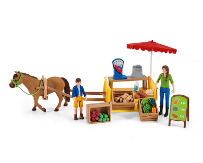 42528 Schleich Farm World Mobiele Farmstand