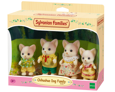 4387 Sylvanian Families - Familie Chihuahua