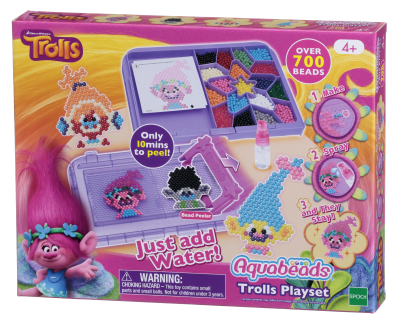 Aquabeads - Trolls Play Set