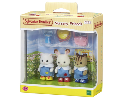5262 Sylvanian Families - Nursery Friends