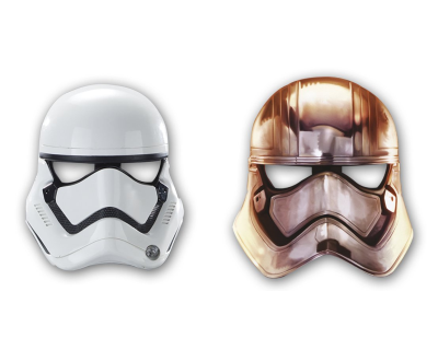 Star Wars The Force Awakens Maskers