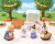 5268 Sylvanian Families - Haloween Baby Trick or Treaters Set
