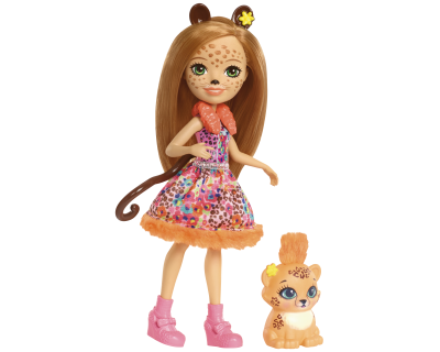 Enchantimals Pop - Cheetah