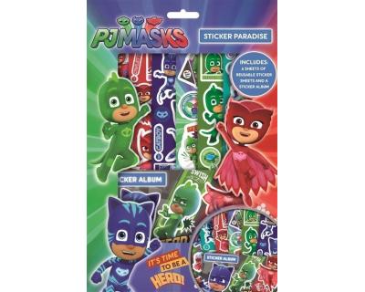 Pj Masks Sticker Paradise Time4toysnl Speelgoed