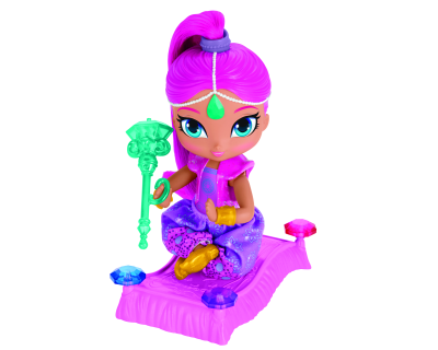 Shimmer & Shine - Deluxe Genie- Floating Genie Shimmer