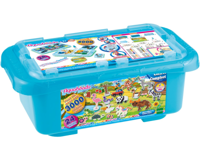31389 Aquabeads - Safari Box